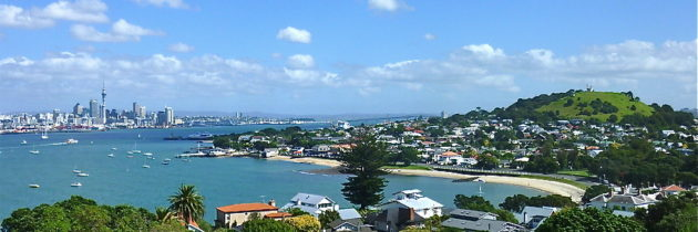 view from North Head, Devonport
